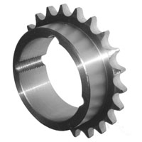 For chains according to DIN 8187 - ISO/R 606, Material C45 E