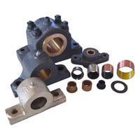 Bushes, DIN Housings and Self-lubricating Bushes