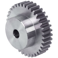 Spur Gears with Hub